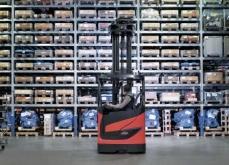 Zákazníci společnosti Linde MH si mohou vybavit již celý sklad manipulační technikou s lithium-iontovou technologií