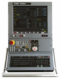 CNC systém FIDIA C40 VISION