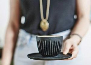 HuskeeCup – kávový šálek z kávových slupek