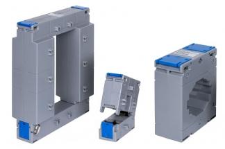 Transformátory proudu jsou dostupné v průvlekové verzi stejně jako ve verzi s děleným jádrem, vhodné pro retrofit