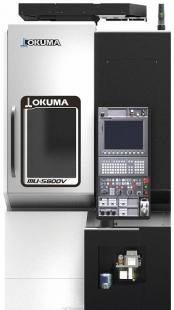 Obr. 2: Kompaktní centrum Okuma MU-S600V Cell