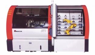 Obr. 3: Přesná automatická bruska DV 1