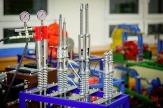 Vědci z VŠB-TUO vyvinuli nové řešení lan výtahů