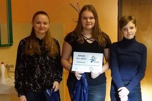 ZŠ Žákovská Havířov - vítězky celé soutěže GYMKOM
