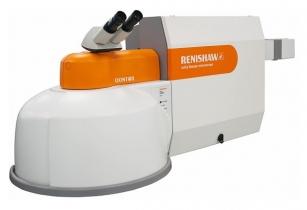Spektrometr Renishaw inVia