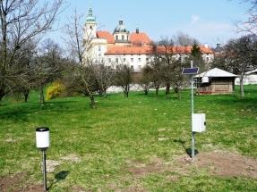Meteorologická stanice na Svatém Kopečku /Foto: Miroslav Vysoudil/