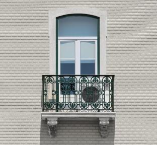 Mini ECOi na balkoně