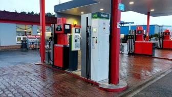 Bonett zprovoznil 32. vlastní plnicí stanici CNG