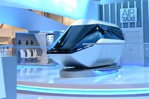 Bell Helicopter představil exkluzivní design kabiny