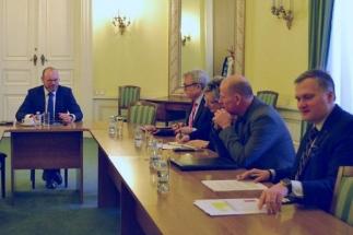 Ministr školství během setkání s Vladimírem Dlouhým podpořil technické vzdělávání