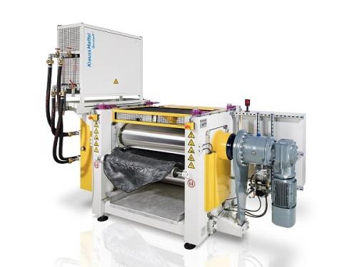 KraussMaffei Berstorf přichází s novým systémem na zpracování pryžového odpadu