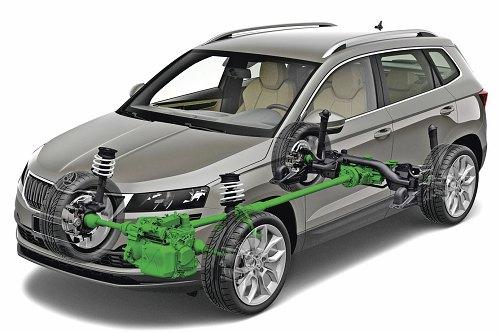 Náš test: Škoda Karoq