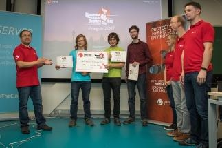 Českou hackerskou soutěž Capture the Flag Challenge vyhrál VztekOverflow