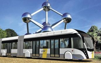 ARt převzal skvostný design od belgických megabusů Van Hool