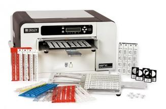 Nová tiskárna BSP41 pro snadnou identifikaci elektrických panelů
