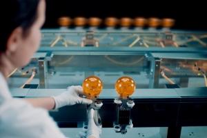 ACOPOStark disponuje čistě elektronickými výhybkami