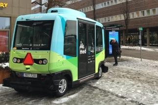 Společnost Ericsson se na projektu podílí svým řešením Connected Urban Transport