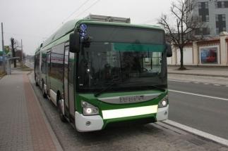 Nový trolejbus Škoda 35 Tr