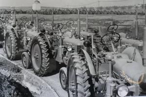 Slavný ZETOR Z25 byl vyroben v roce 1946 právě ve Zbrojovce Brno