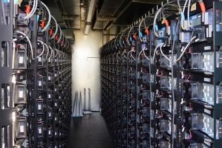 Kapacita by dokázala pokrýt denní spotřebu elektrické energie přibližně stovky běžných rodinných domů