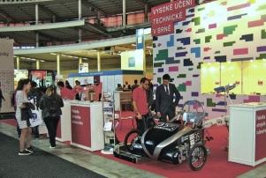 Na Mezinárodním strojírenském veletrhu Brno 2017