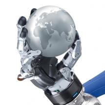 """""""Smart Future with Cobots and Co-acts"""" zní heslo 10. ročníku SCHUNK Expert Days on Service Robotics."""