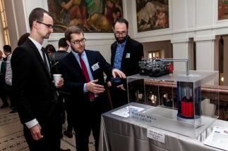 Nový koncept malého modulárního reaktoru chlazeného tekutými solemi byl představen pod značkou Energy Well.