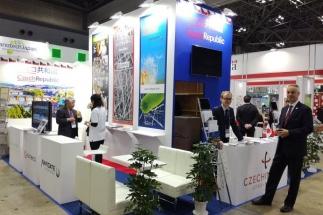 Česká republika se veletrhu zúčastnila již posedmé