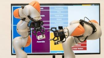 Inteligentnímu autonomnímu robotu nemusíte nic zdlouhavě vysvětlovat