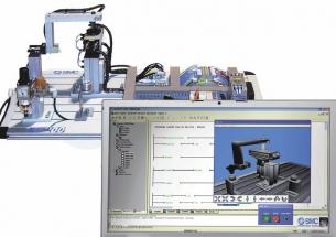 Propojení digitálního modelu a reálného zařízení