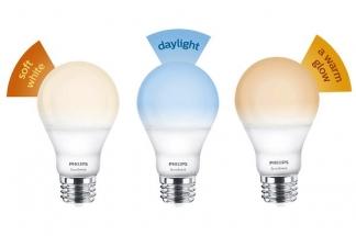 Několik světelných režimů v jedné žárovce