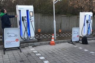 Rychlonabíjecí stanice pro elektromobily Siemens Triberium 150 kW vítězem ankety Zlatý volant