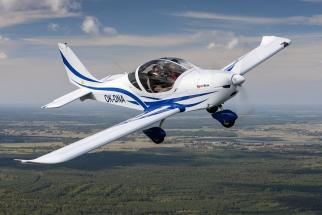 Cvičný letoun SportStar RTC