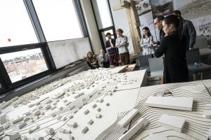 Zájemci o studium na Fakultě architektury ČVUT jsou zváni na mimořádný Den otevřených dveří