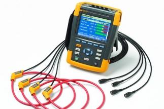 Analyzátor motorů a kvality elektrické energie Fluke 438-II