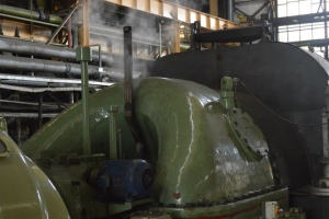 Provoz současné teplárny na černé uhlí bude letos ukončen