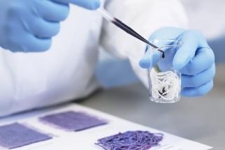 Firma nejen sama tká textilie, ale od roku 1995 také provozuje vlastní zkušební laboratoř. Zde jsou vydatně testovány příze a vyrobené utěrky