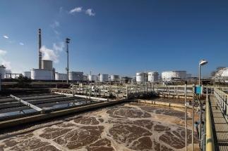Unipetrol zrekonstruoval za 200 milionů Kč čističku v kralupské rafinérii