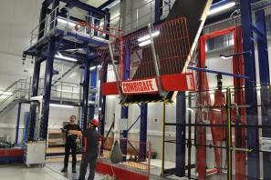 Laboratoř slouží k testování širokého portfolia produktů určených k ochraně při práci ve výškách