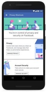 Pomoci s lepší ochranou osobních údajů mají vedle přehlednějšího designu i nové nástroje