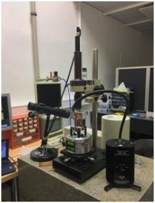 Mikroskop atomárních sil, kterým jsou pohyby nanorole pozorovatelné