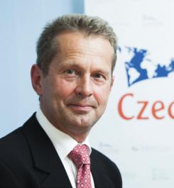 Radomil Doležal, ředitel agentury CzechTrade