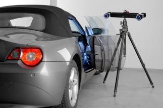 Senzor dokáže zachytit 2000 snímků za sekundu a je speciálně navržen pro aplikace rychlého testování