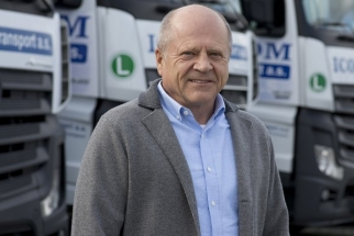 Zdeněk Kratochvíl, generální ředitel společnosti ICOM transport