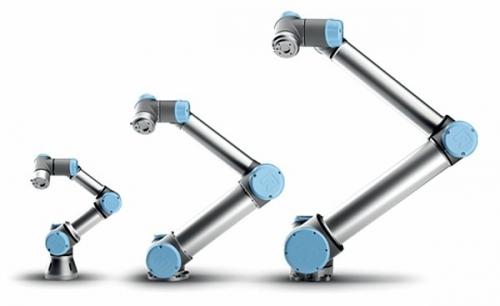 Většina nových vstřikolisů je již připravena na instalaci robota