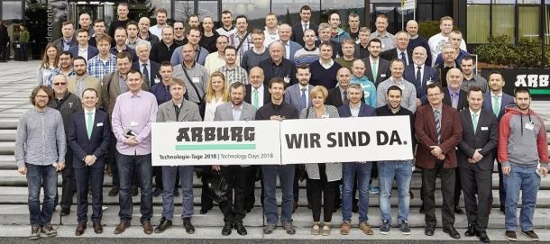 Technologické dny společnosti ARBURG