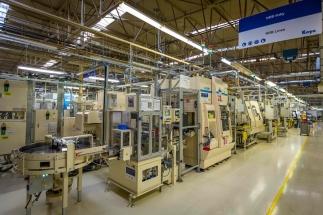 Automatické výrobní linky na jehličková ložiska