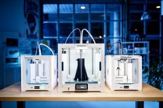 Ultimaker S5 je dosud největší a nejpokročilejší tiskárnou stejnojmenného výrobce