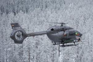 Víceúčelový dvoumotorový vrtulník H145M /Foto: Airbus/