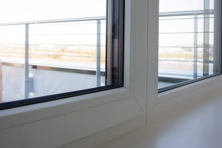 Okna s plastovým profilem SOFTLINE 82